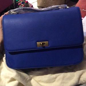 NWT J. Crew Edie Bag in Casablanca Blue